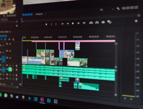 Video Editing: The Art of Crafting Stories
